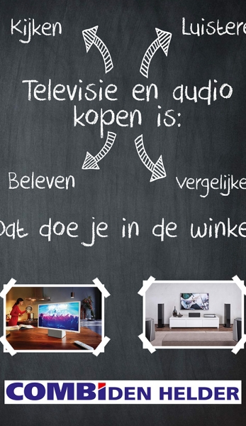 Promotiepakket Audio/Video